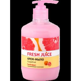 FRESH JUICE Sapun lichid cremos cu ulei de migdale si extract de grapefruit