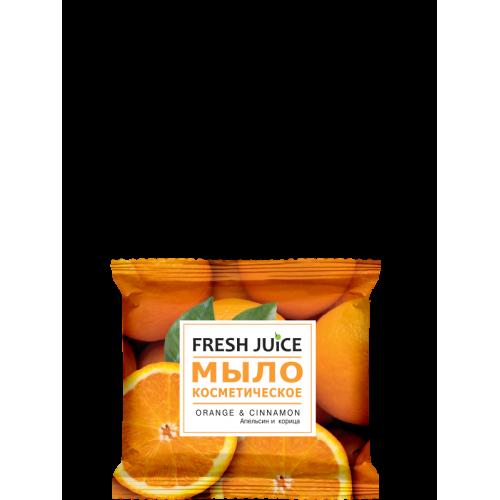 Sapun cosmetic Orange & Cinnamon si glicerina