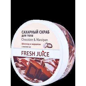 Scrub corporal Chocolate&Marzipan
