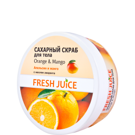 Scrub corporal Orange&Mango