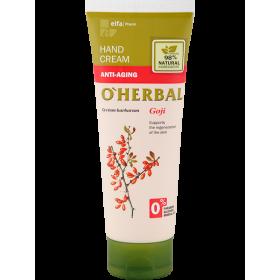Crema anti-aging pentru maini cu extract de goji - termen valabilitate 05.2019