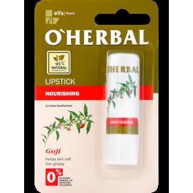 Balsam nutritiv pentru buze cu extract de goji
