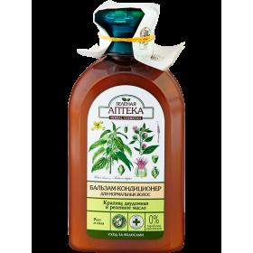Balsam pentru par normal cu extract de urzica si ulei de brusture