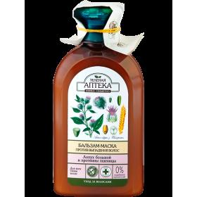 Balsam-masca anticadere cu extract de brusture si proteine de grau