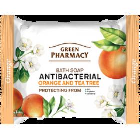 Sapun antibacterian protector cu portocala si arbore de ceai