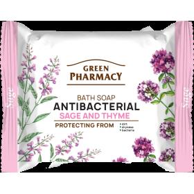 Sapun antibacterian protector cu salvie si cimbru
