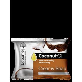 Sapun cremos hidratant cu ulei de cocos